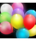 50 LED multicolore per palloncini