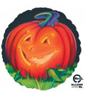 Palloncino Halloween Zucca HeXL® - Ø 46 cm