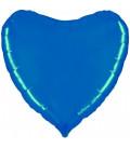 """Pallone cuore mylar """"scegli il tuo colore"""" - Ø 91 cm"""