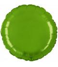 """Pallone tondo mylar """"scegli il tuo colore"""" - Ø 46 cm"""