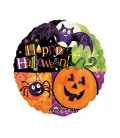 Palloncino fun Halloween HeXL® - Ø 46 cm
