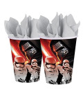 Star Wars - Il Risveglio della Forza - bicchieri 200 ml - 8 pezzi