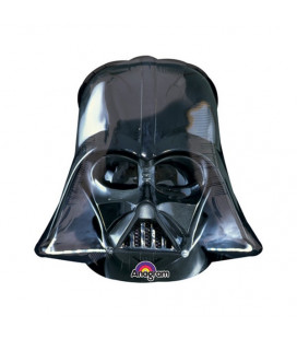 Star Wars - Pallone foil Darth Vader - Ø 63 cm