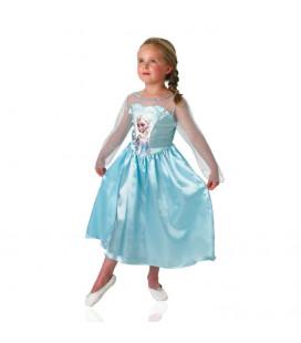 FROZEN - Costume Elsa - 1 pezzo