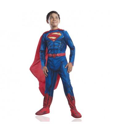 SUPERMAN - Costume modello Classico - 1 pezzo