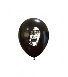 Palloncini Halloween Dracula - Ø 27 cm - 50 pezzi
