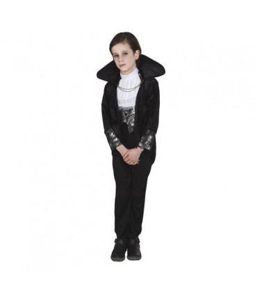 VAMPIRO - Costume Capo Vampiro - 1 pezzo