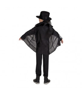 SCHELETRO - Costume Ragazzo Scheletro - 1 pezzo
