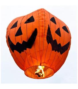 Sky Lanterns Halloween