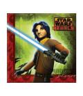 Star Wars Rebels - Tovaglioli 33x33 cm - 20 pezzi