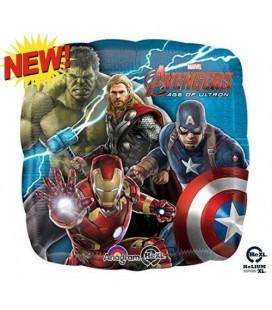 Avengers 2 - Pallone Foil HeXL® - Ø 45 cm