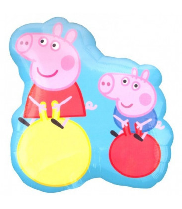 Peppa Pig - SuperShapes XL® - Ø 68 cm
