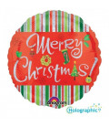 Merry Christmas Sparkles - Ø 46 cm