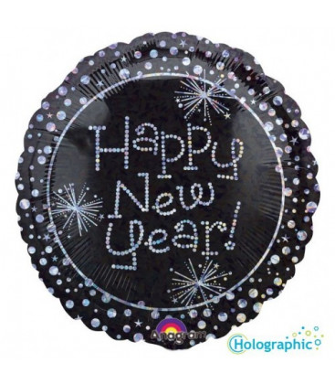 Happy New Year Scintille - Ø 46 cm