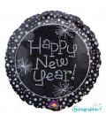 Happy New Year Scintille - Ø 46 cm