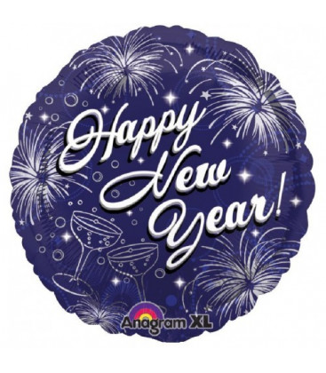 New Year Celebrazione HeXL® - Ø 46 cm