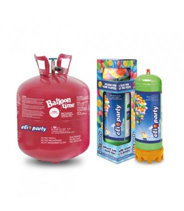 Bombola di elio LAR + MED per 80 palloncini