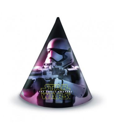 Cappellino Star Wars a forma di cono - 6 pezzi