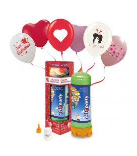 Kit Elio MEDIUM + bouquet San Valentino