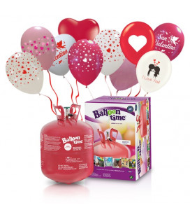 Kit Elio LARGE + bouquet San Valentino