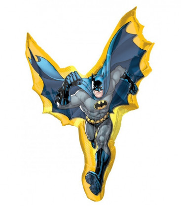 Batman - Supershape Foil - Ø 99 cm