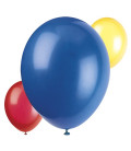 Palloncini assortiti - Ø 23 cm - confezione da 30