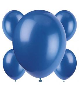 Palloncini blu biodegradabili - Ø 23 cm - confezione da 50