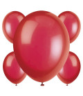 Palloncini rossi - Ø 23 cm - confezione da 50