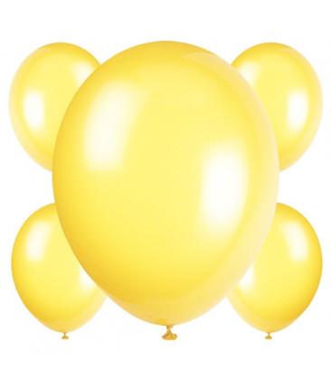 Palloncini gialli - Ø 23 cm - confezione da 50