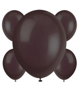 Palloncini neri biodegradabili - Ø 23 cm - confezione da 50