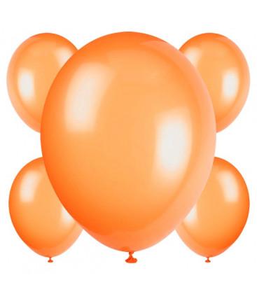 Palloncini arancioni - Ø 23 cm - confezione da 50