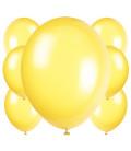 Palloncini gialli - Ø 23 cm - confezione da 100