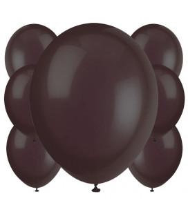 Palloncini neri biodegradabili - Ø 23 cm - confezione da 100