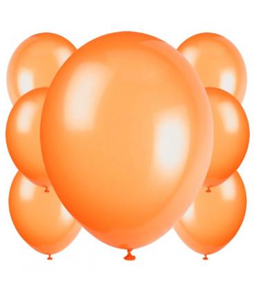 Palloncini arancioni - Ø 23 cm - confezione da 100