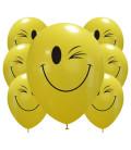 Palloncini Wink smiles - Ø 30cm - 100 pezzi