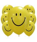 Palloncini Happy smiles - Ø 30cm - 100 pezzi