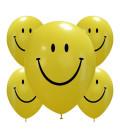 Palloncini Happy smiles - Ø 30cm - 50 pezzi