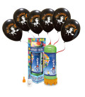 Kit Elio MEDIUM + 16 palloncini Strega - Ø 27 cm