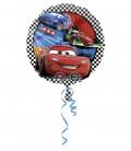 Cars - Foil - Ø 45 cm