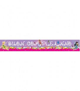 Campanellino - Set 3 Banner Buon Compleanno 13x90 cm
