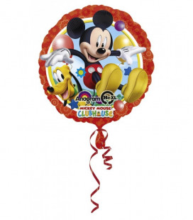 Topolino - Pallone Mickey & Pluto HeXL® - Ø 45 cm