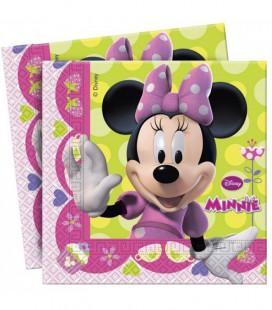 Minnie - Tovaglioli 33x33 cm - 20 pezzi