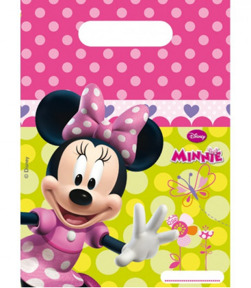 Minnie - Borsa da party - 6 pezzi