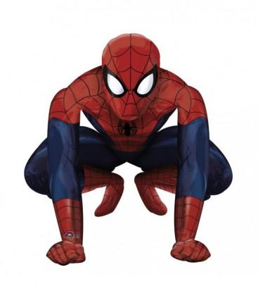 Spiderman Ultimate - Airwalker Foil - Ø 91 cm