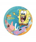 SpongeBob - Piatto 23 cm - 10 pezzi