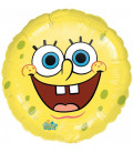 SpongeBob - Pallone Smile Foil - Ø 45 cm