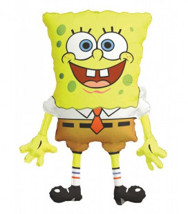SpongeBob XL® - Supershape Foil - Ø 91 cm