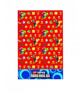 Super Mario - Tovaglia plastica 140x185 cm