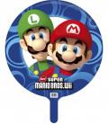 Super Mario - Pallone Foil - Ø 45 cm