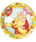 Winnie the Pooh - Piatto 23 cm - 8 pezzi